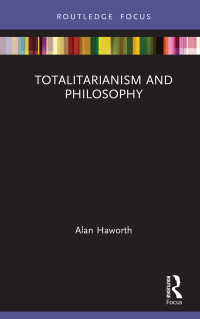 全体主義と哲学<br>Totalitarianism and Philosophy