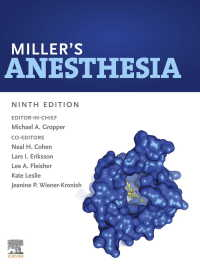 ミラー麻酔学(第9版・全2巻)<br>Miller's Anesthesia, 2-Volume Set E-Book(9)
