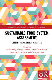 Sustainable Food System Assessment (Open Access) : Lessons from Global Practice