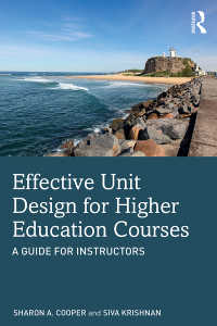 高等教育講座のための効果的単位設計ガイド<br>Effective Unit Design for Higher Education Courses : A Guide for Instructors