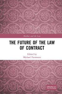 契約法の未来<br>The Future of the Law of Contract
