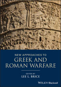 New Approaches to Greek and Roman Warfare
