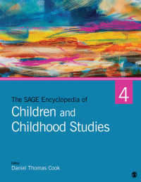 子ども学百科事典(全4巻)<br>The SAGE Encyclopedia of Children and Childhood Studies