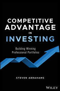 投資における競争優位<br>Competitive Advantage in Investing : Building Winning Professional Portfolios