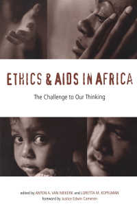 アフリカにおけるエイズと倫理<br>Ethics and AIDS in Africa : The Challenge to Our Thinking