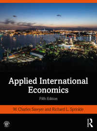 応用国際経済学(第5版)<br>Applied International Economics(5 NED)
