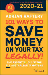 101 Ways to Save Money on Your Tax - Legally! 2020 - 2021(10)