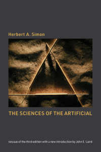 H.サイモン『システムの科学』(原書)新版<br>The Sciences of the Artificial, reissue of the third edition with a new introduction by John Laird
