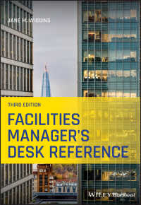 Facilities Manager's Desk Reference(3)