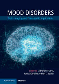 気質的疾患と脳神経画像・治療法<br>Mood Disorders : Brain Imaging and Therapeutic Implications