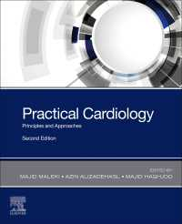 実践心臓病学<br>Practical Cardiology,E-Book : Principles and Approaches(2)