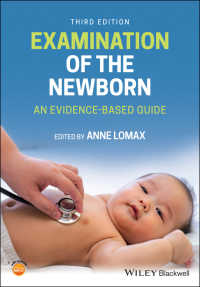 新生児の検査(第3版)<br>Examination of the Newborn : An Evidence-Based Guide(3)