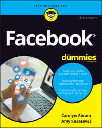 Facebook For Dummies(8)