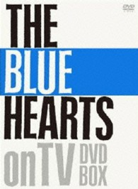 特選品DVD・CD:THE BLUE HEARTS/THE BLUE HEARTS on TV DVD-BOX(現品限り:交換不可)