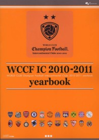 WORLD CLUB Champion Football Intercontinental Clubs 2010‐2011 yearbook