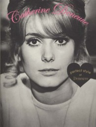 Marble books<br> Catherine Deneuve―perfect style of Deneuve