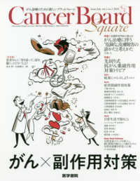 "Cancer Board Square 〈Vol.4 No.2 2018〉 - がん診療のための新しいプラットフォーム 特集1:がん治療に伴う""危険な""皮膚障害の診かたと考えかた/"