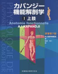 カパンジー機能解剖学 1 上肢