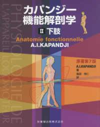 カパンジー機能解剖学 2 下肢
