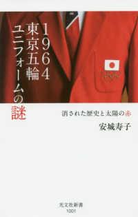1964東京五輪ユニフォ-ムの謎 消された歴史と太陽の赤