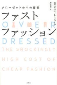 ファストファッション クロ-ゼットの中の憂鬱