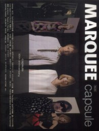 MARQUEE 〈Vol.83〉 特集:capsule androp ねごと 世界の終わり 毛