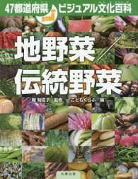 地野菜 伝統野菜