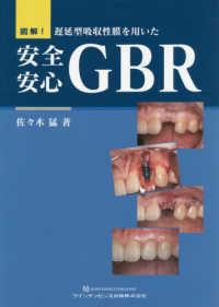 図解!遅延型吸収性膜を用いた安全安心GBR