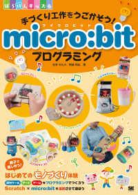 手づくり工作をうごかそう!micro:bitプログラミング