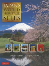 Japan's world heritage sites unique culture, unique nature