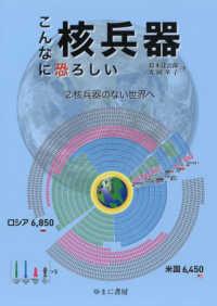 こんなに恐ろしい核兵器 核兵器のない世界へ