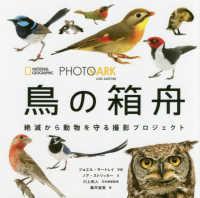鳥の箱舟 絶滅から動物を守る撮影プロジェクト