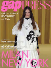 gap PRESS PRE^T-A`-PORTER 〈VOL.156(2021 Sp〉 MILAN,NEW YORK COLLECTIONS
