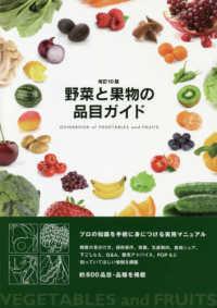 野菜と果物の品目ガイド